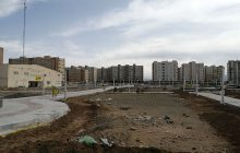 بوستان خیابان خیابان استقلال