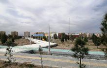 بوستان خیابان ملت