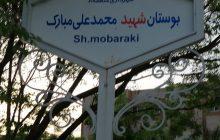 بوستان شهید مبارک