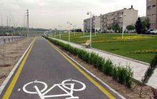 احداث بیش از چهار هزار متر پیست دوچرخه سواری در پردیسان