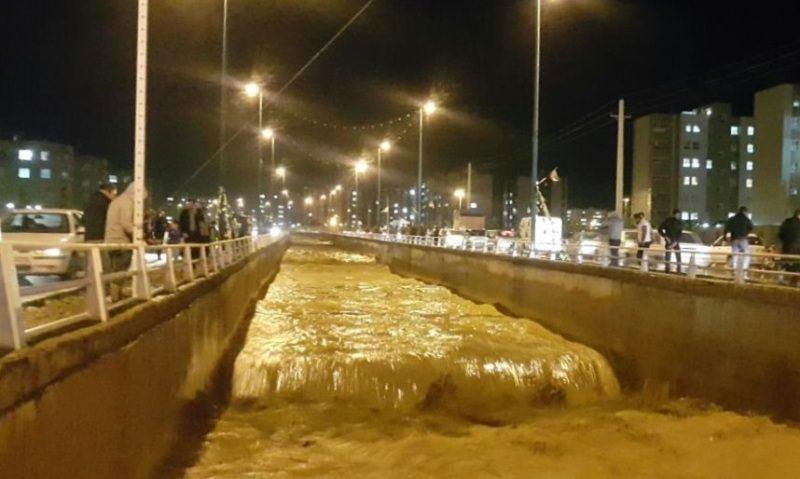 پردیسان در مقابل سیلاب بسیار شکننده است