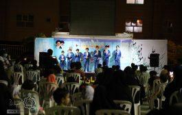 برگزاری جشن بزرگ میثاق ولایت به همت سازمان فرهنگی ورزشی شهرداری قم در پردیسان