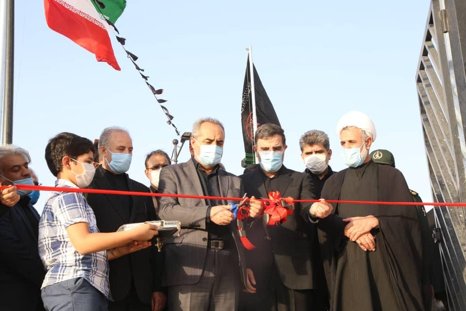 افتتاحيه ويژه پروژه هاي هفته دولت در پرديسان